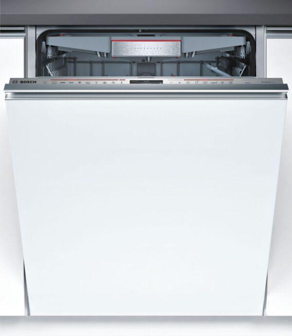 Masina de spalat vase complet incorporabila Bosch Serie 6 SME68TX26E, 14 seturi, 8 programe, PiezoTouchControl, Sistem AquaStop®, Clasa A+++, 60 cm
