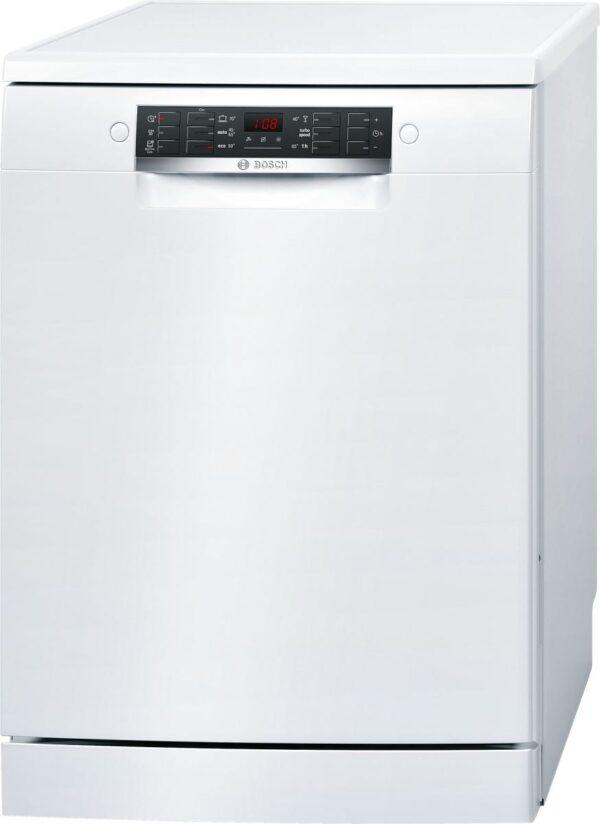 Masina de spalat vase Bosch SMS46LW00E, Independenta, 13 seturi, 6 programe, A++, 60 cm, Alb