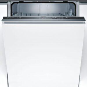 Masina de spalat vase Bosch SMV24AX01E, Total incorporabila, Serie 2, 60 cm, 12 seturi, clasa A+, 4 programe, EcoSilence Drive