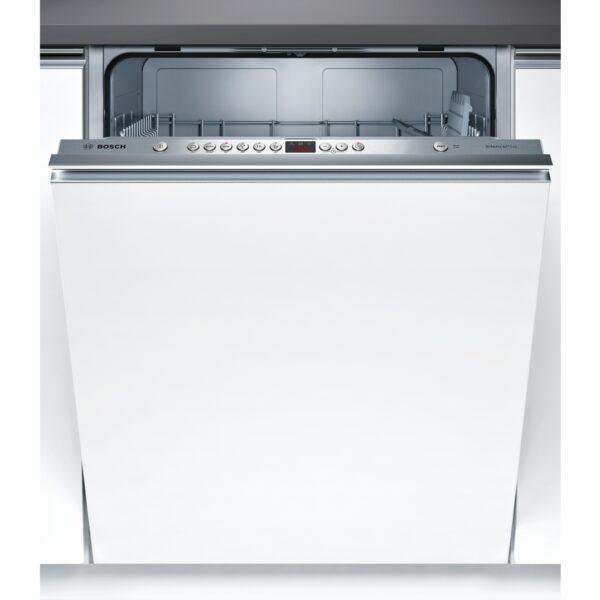 Masina de spalat vase Bosch SMV46AX00E, Total incorporabila, Serie 4, 60 cm, 12 seturi, clasa A+, 6 programe