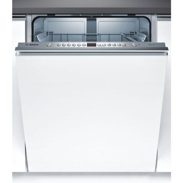 Masina de spalat vase Bosch SMV46GX01E, Total incorporabila, Serie 4, 60 cm, 12 seturi, clasa A++, 6 programe