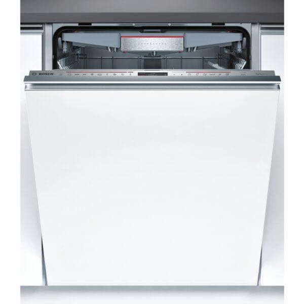 Masina de spalat vase Bosch SMV68TX06E, Total incorporabila, Serie 6, 60 cm,14 seturi, clasa A+++, Zeolith Drying system, TimeLight, display TFT, 8 programe