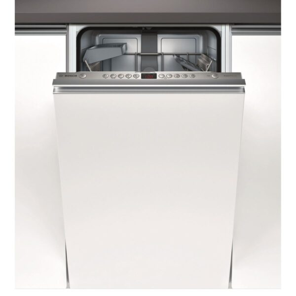 Masina de spalat vase Bosch SPV53N00EU, Total incorporabila, 9 Seturi, 5 Programe, Clasa A+, Display, 45 cm