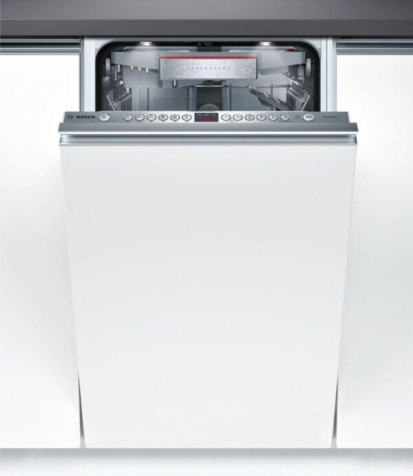 Masina de spalat vase Bosch SPV66TX01E, Total incorporabila, Serie 6, 45 cm, 10 seturi, clasa A+++, Zeolith Drying system, 6 programe