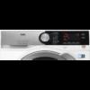 Uscator de rufe AEG T9DBC68S, Cu pompa de caldura, 8 kg, Sistem FiberPro cu senzori 3DScan, A+++, Motor Inverter, Display LCD, Alb
