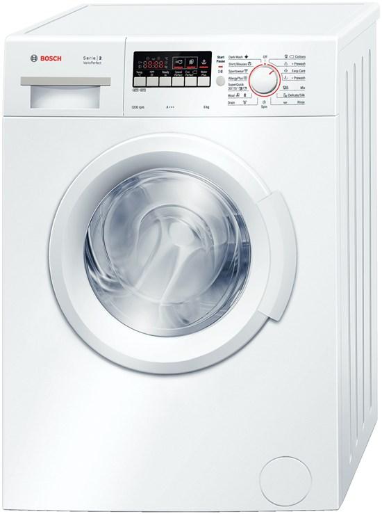 Masina de spalat rufe Bosch WAB24262BY, 6 kg, 1200 RPM, Clasa A+++, Alb