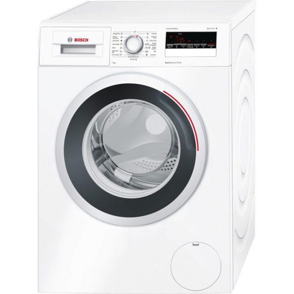Masina de spalat rufe Bosch WAN28261BY, 7 kg, 1400 RPM, A+++, LED, Touch Control, Alb