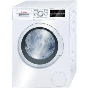 Masina de spalat rufe Bosch Serie 6 Avantixx WAT28460BY, 8 Kg, 1400 rpm, A+++, EcoSilence Drive, Alb