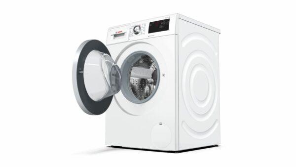 Masina de spalat rufe Bosch WAT28661BY, 9 kg, 1400 rpm, A+++-30%, LCD, Inverter, Alb