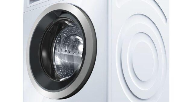 Masina de spalat rufe Bosch Serie 8 Logixx WAW28560EU, 9 Kg, 1400 rpm, A+++, Alb