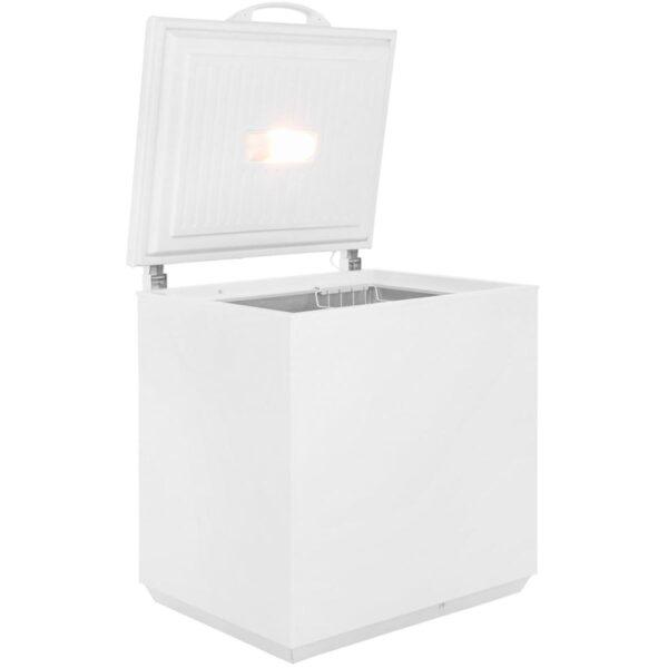 Lada frigorifica Zanussi ZFC21400WA, 210 l, A+, L 79.5 cm, Alb