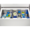 Lada frigorifica Zanussi ZFC31400WA, 300 l, A+, L 105 cm, Alb