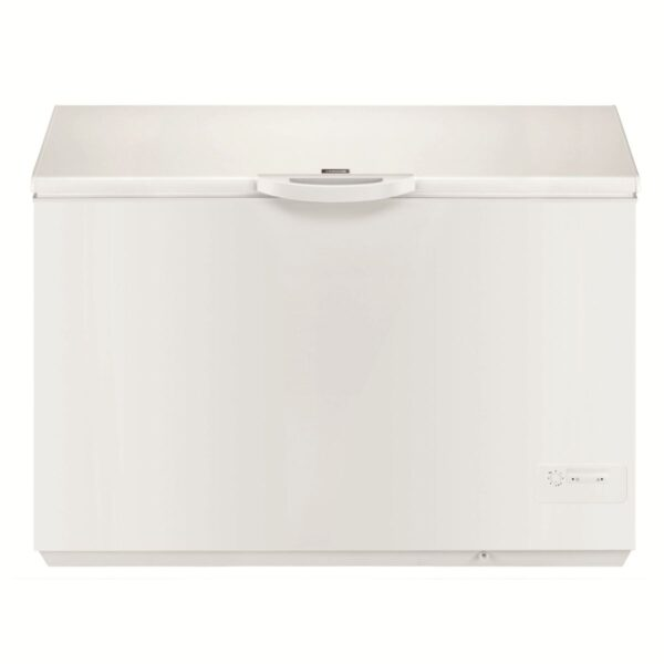 Lada frigorifica Zanussi ZFC41400WA, 400 l, A+, L 132.5 cm, Alb