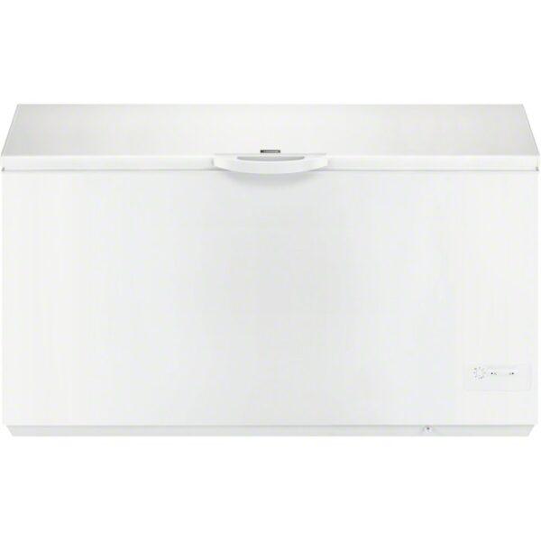 Lada frigorifica Zanussi ZFC51400WA, 495 l, A+, 3 cosuri metalice, Indicatori LED, L 160 cm, Alb