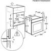 Cuptor incorporabil Zanussi ZOB442XU, Electric, 57 l, Clasa A, Timer, Grill, Inox