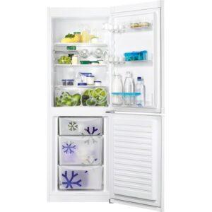 Combina frigorifica Zanussi ZRB33103WA, 303 l, H 175 cm, A++, Alb