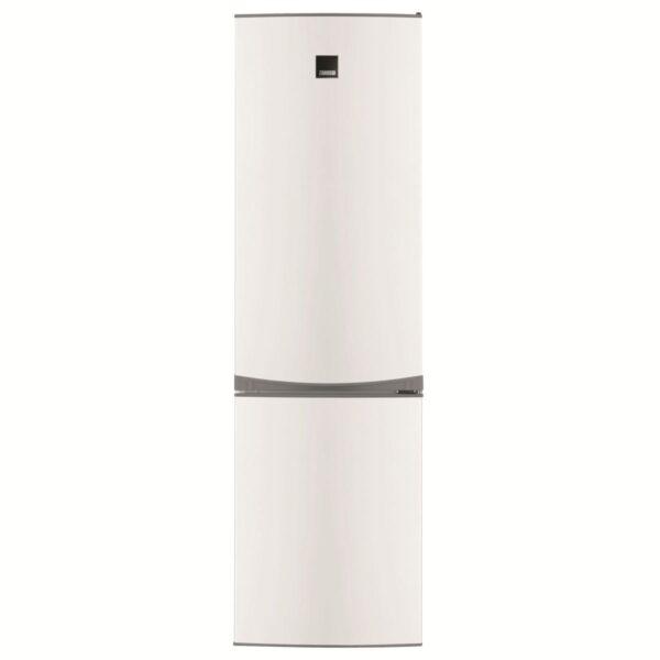 Combina frigorifica Zanussi ZRB36101WA, 329 l, Clasa A+, H 185 cm, Alb