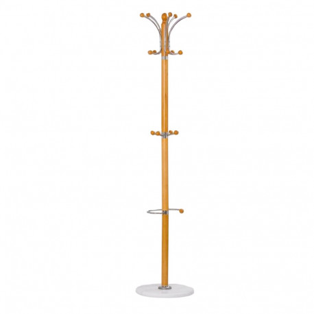 Cuier lemn 15 agatatori HM W13 fag