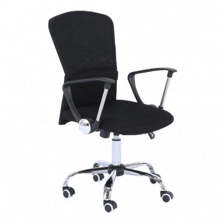 Fotoliu birou GL AEX negru