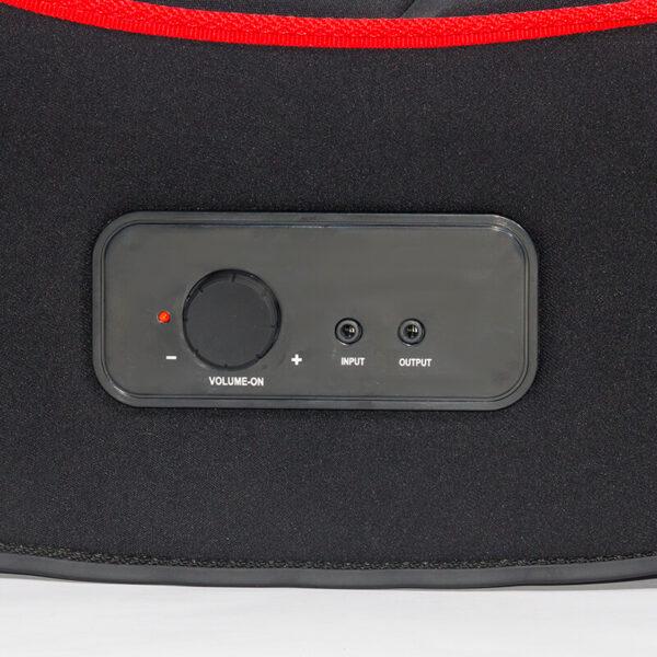 Scaun Gaming cu sistem audio Rocker Racer