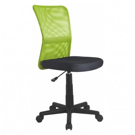 Scaun birou copii mesh HM Dingo verde