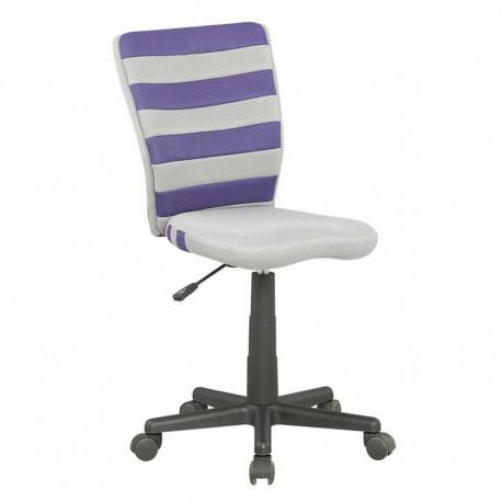 Scaun birou copii HM Fuego violet