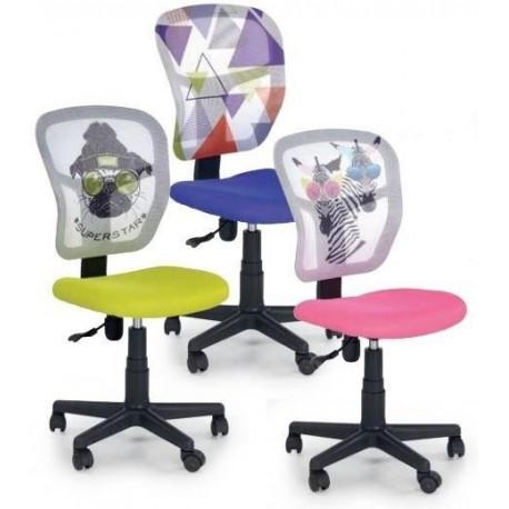Scaun birou copii mesh HM Jump violet
