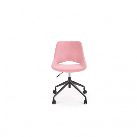 Scaun birou copii HM Scorpio roz deschis