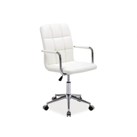 Scaun birou copii SL Q022 alb