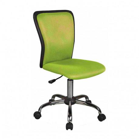 Scaun birou copii mesh SL Q099 verde
