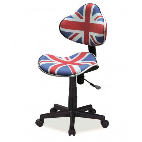 Scaun birou copii mesh SL QG2 UK