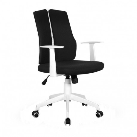 Scaun birou SL Q226 Negru - Alb