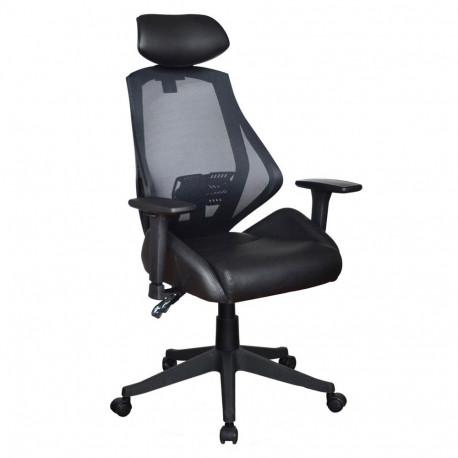 Scaun birou SL Q406 negru