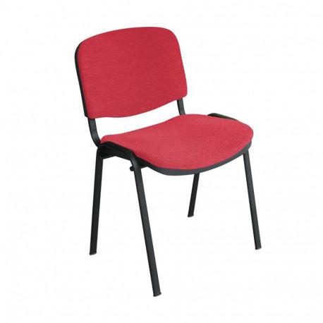 Scaun de birou, roşu, GL ISO