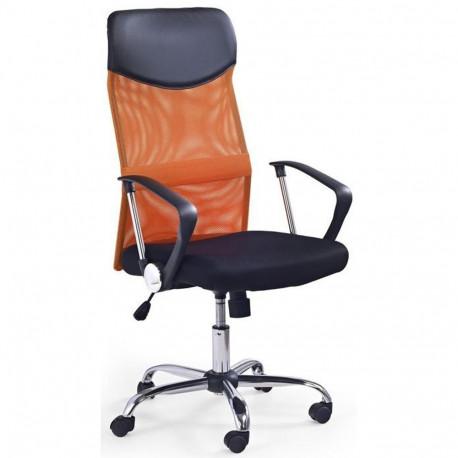 Scaun ergonomic mesh HM Vire portocaliu