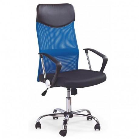 Scaun ergonomic mesh HM Vire albastru