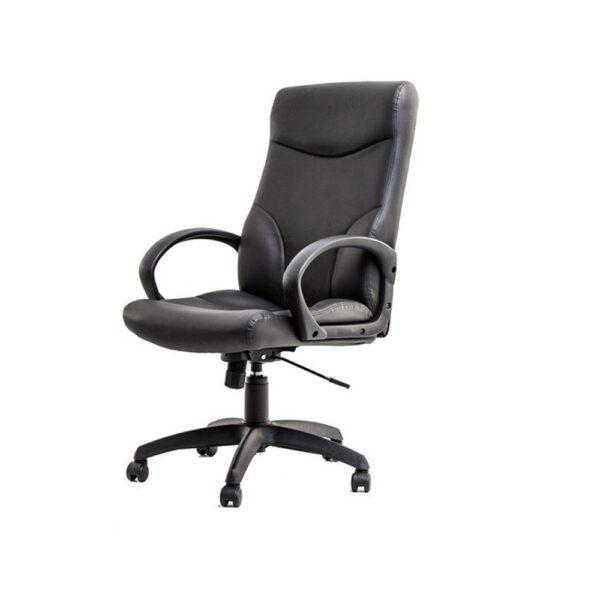 Scaun directorial ergonomic Stilo negru