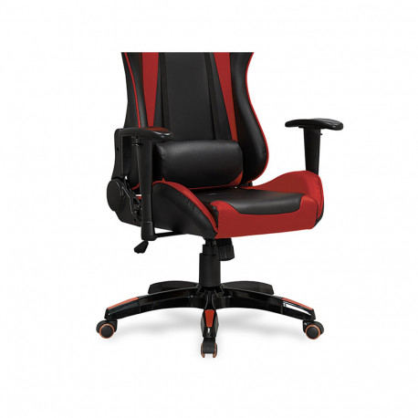 Scaun gaming HM Defender negru - rosu