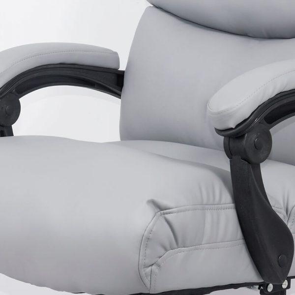 Scaun directorial cu suport de picioare OFF 422