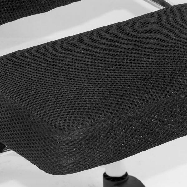 Scaun ergonomic cu suport de picioare OFF 424
